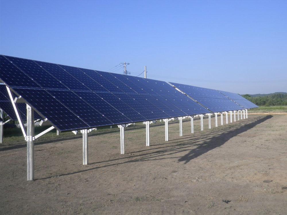 施工例『野立て太陽光』の詳細を見る